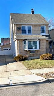Great house, 5 br 2 bath all new appliances. 2 car garage. Close to train and shops.