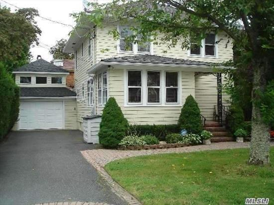 Gorgeous South Sayville Colonial! Move In Ready. Priced To Sell! Beautiful Moldings, High Ceiling, Hardwood Floors . Beautifully Updated Kitchen And Baths. Many Updates Including Gourmet Kitchen,  Baths,  Energy Efficient Insulation,  Solar. European Backyard With Koi Pond And Waterfall. Moments To Town,  Parks , Beaches,  Boating. ***IT'S NOT JUST A HOME IT'S A LIFE STYLE***