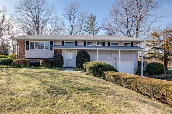 Great location! 5 Bedroom 3 Bath High Ranch in Desirable Strathmore Glen Area sits Perfectly on Mid Block. Great property with very large fenced in back yard with deck and room for pool. 2017 NEW Roof, 2011 Windows replaced. Heating system updated approx. 2015. Sold As Is.