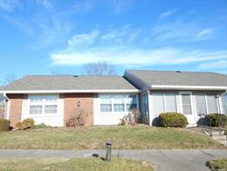 Desirable Baronet Model in Leisure Village. Eat-in Kitchen, Large Living Room, Enclosed Porch, Washing Machine/Dryer, Two Bedrooms and a Full Bath. Lovely Condition.