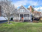 Brand new, completely redone 1924 Colonial in top Sea Cliff location. Walk to village, beaches, schools. Just bring your belongings & move right in...3 new Baths, Gourmet Cook's Eat-in-Kitchen, wood floors throughout. North Shore Schools, Beach Privileges.More photos to come!