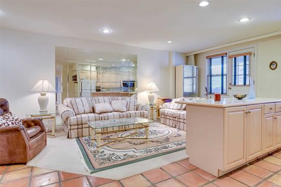 Spacious First Floor Condo In The Greentree at Lynbrook Complex. Charming 2 Bedroom, 1.5 Bath W/ Private Balcony And An Indoor Parking Space.