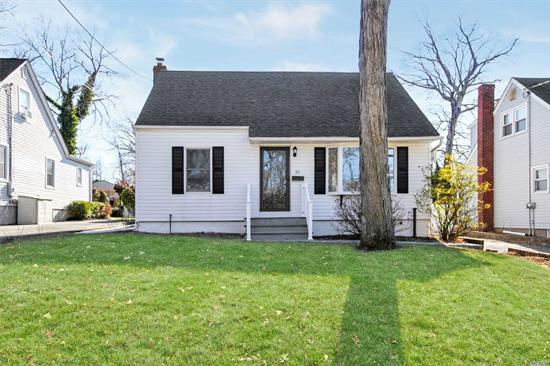 Completely Renovated 3 Bed - 2 Bath cape. Open space concept. Living, dining, Kitchen with new appliances and Granite counter tops. Sun room. Propane Tanks for Cooking and Laundry. Full Finished basement with Separate Entrance and Laundry. Walking distance to major stores (Route 110). Professional pictures coming soon!