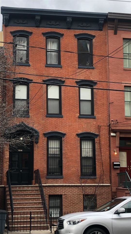 Investment Opportunity Or Owner Occupied Dream! Circa 1864 Four Family Brick Row On A 20X100 Lot Located Between The Highly Sought After Paulus Hook And Van Vorst Park Neighborhoods In Downtown, Jersey City. Just A Short Walk To The Grove Street Or Exchange Place Path, Nyc Ferry, Marin Boulevard Light Rail And Liberty Harbor Marina Surrounded By New Developments, Shops, Dinning And More. Also In The Top Rated Ps-16 Elementary School Section. Garden Level: One Bedroom With Backyard And A 400 Square Foot Work Studio. Vacant. Parlor Level: Two Bedroom With High Ceilings, Original Fireplace Mantle & Moldings. Vacant. Third Floor: Renovated One Bedroom Plus Den With Exposed Brick. Fourth Floor: One Bedroom Plus Alcove With High Ceilings, Central A/C And Exposed Brick. Common Washer/Dryer In Basement, Tenants Pay Water. Possibilities Are Endless! Owner Occupy, Condo Convert Or Keep As An Investment Property For Continued Rental Income!