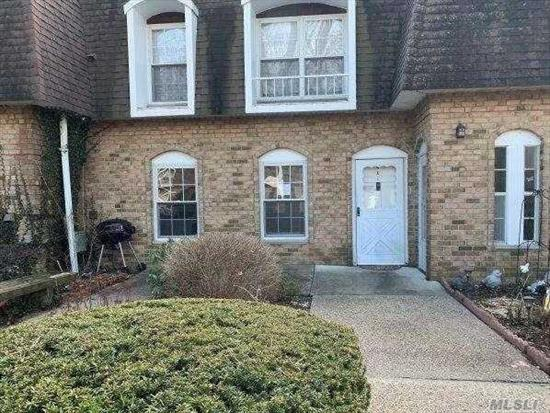 Co-op Style Home. This Home Features 1 Bedroom, Full Bath & Eat In Kitchen. Assigned parking. Centrally Located To All. Don't Miss This Opportunity!