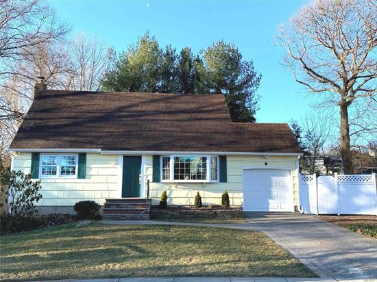 Welcome Home to this Beautifully Remodeled 4 Bedroom Expanded Cape in Radcliff Manor! Spacious Rooms, Open Floorplan, Walk in Closets, New Kitchen Appliances and Private location!