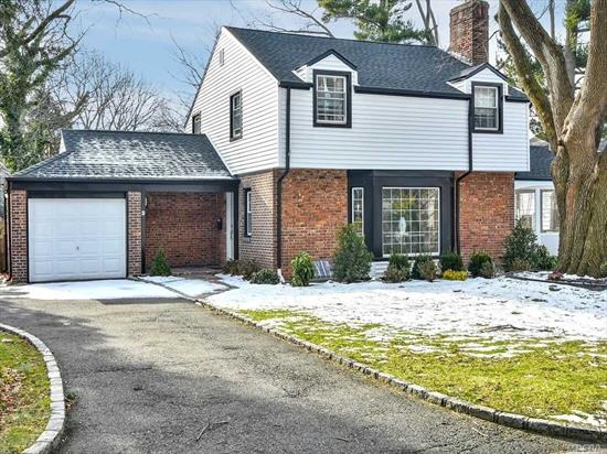 Totally renovated Country Colonial in New Salem. Staged thoughout professionally. Fabulous backyard, lots of storage.