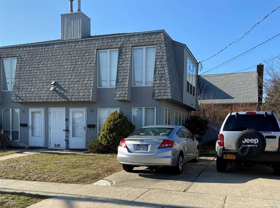 Great Investment, Multi Family Duplex, each apt has LR/DR combo, EIK, 1.5 bath & Loft Style bedroom, apts rented @ 1900 & 1400.00 Rent roll of 39, 600.00 per Year Gas Heat, CAC, Shared used of Washer & Dryer, Each 2 family has its own driveway