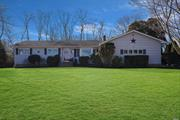 3 bed, 2 Bath, full basement, 2 car garage, ready to be your North Folk Oasis. Away from the hustle and bustle of the Hamptons, this home is only 1.5 miles from New Suffolk Beach as well as multiple vineyards! It's a wine connoisseur's dream! Exceptional farm views to the horizon, plus water views from potential second floor. Owners for over 30 years and are ready to pass the torch on to YOU!