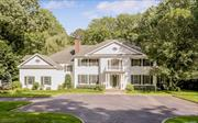 Stately CH Colonial On Private 4.14 Acres. Cul-De-Sac Estate Setting In Inc.Village Of Lattingtown. 2 Story Marble Foyer w/Bridal Staircase. 9' & 10' Ceilings. 4 Fireplaces. Gracious Windows & French Doors. Crown Moldings. HW Flrs 1st Flr. Back Staircase to Guest/Maid's Suite. Heated IG Pool. Whole House Generator. Private Beach & Mooring. Wonderful Opportunity! Taxes Being Grieved.