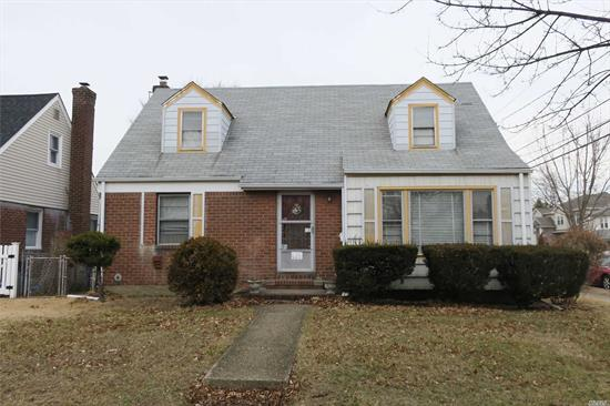Fabulous Opportunity. Location. Park Section The Heart Of Mineola. Near Schools, Train, Stores, Park, Lirr, Hospital. 4 Bedroom Brick Expanded Cape. Hardwood Floors, Updated Heat. 2 Car Detached Garage. Large Corner Property. Come Make This Yours. Taxes Do Not Reflect Star Savings Of $1039