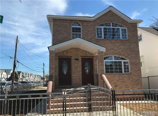 Brand New Apartment in a Prime Area Right Off Linden and Sutphin Blvd. This Gorgeous Features Living-Room / Dining Rooms, Kitchens W/ Granite Countertops, Stainless Steel Appliances, 3 Bedrooms, 2 Full Baths. Hardwood Floors, Central Ac & Heat, Full and It Is Close to All Shopping and Amenities.