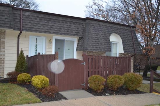 Your Search Is Over! Diamond Home Features: Newer Eat-In Kitchen With Granite & Fully Tiled Bath! 2 Bedrooms, Hardwood Floors, New Carpet, New Interior Doors, New Windows, Siding, & Roof, Central Air Conditioning, Recessed Lights, Available Storage For $100 Per Year. True Taxes: $3, 071.47 Taxes With Basic Star: $ 1, 897 Common Charges $330