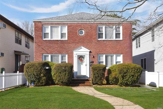 Legal 2 Family in the Heart of Lynbrook. Award Winning Lynbrook Schools #20 First Floor 4 Bedrooms & Second Floor 3 Bedrooms.Condition is MINT! Both Floors have Hardwood Floors. Updated Kitchen & Baths. New Roof. New Boiler. New Sprinkler System. Full Unfinished Basement with Washer & Dryer Hook Up & Storage. Parking in Rear of House Enough Space for 4/5 Cars! Close to Lynbrook LIRR for a 30 Minute Commute Good Size Property. .