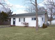 Great 2 Bedroom 1 full bath with a finished basement. It sits on a spacious .25 acre property with extremely low taxes in the ESM SD. This is going to be a great opportunity!!!!!!  *****Professional pictures to come!!*****
