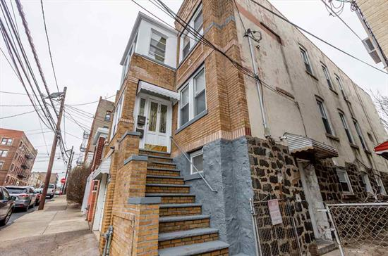 The Home Of Your Dreams Just Hit The Market. This Property Has Been Recently Renovated From Top To Bottom. It Is The Perfect Home For Either First Time Home Buyers Or Investors. 3 Bedrooms And 2 Bathrooms On Each Floor Plus A Fully Finished Basement. Heat, Ac, And Water Heaters Are Separated As Well. Electric And Plumbing Are New Throughout This Home. Hardwood Floors, Granite Countertops On Both Kitchen Floors. Central Ac And Heating. The Property Is Conveniently Located A Few Blocks From Boulevard East Going East And Bergenline Ave Going West. Perfect For Nyc Commuters. Close To Schools, Parks, Businesses And Much More. This Rare Opportunity Will Not Last Long On The Market.
