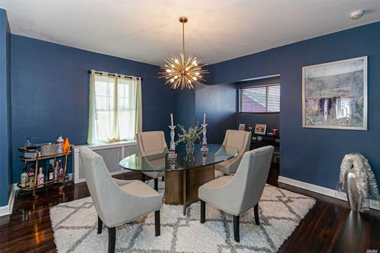 Come and see this Beautifully Renovated Colonial in the Stearns Park Section of Freeport. Spacious Rooms for family gatherings and entertaining. Large rooms and lots of closet space.
