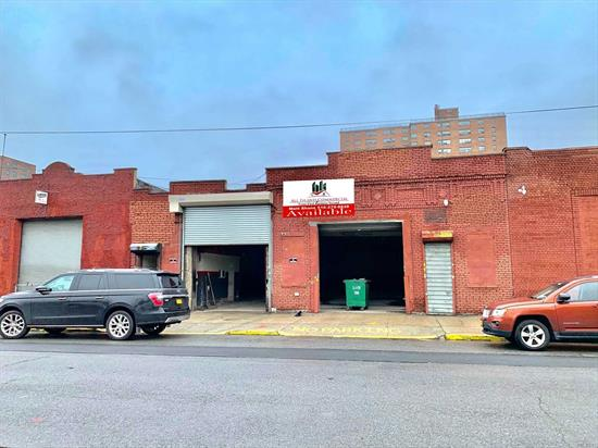 Calling All Investors, Developers & Warehouse End-Users!!! 5, 000 Sqft. Sqft Warehouse For Sale Zoned M1-4 Light Manufacturing Hi-Perf.!!! The Property Features 3 Phase Power, High 15' Ceilings, 2 Large Roll-Up Doors, Great Exposure, +++!!! The Property Is Also Available For Lease For $12, 000 Per Month NNN.