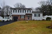 Newly Updated 4 Bedroom 2 1/2 Bath Colonial on Oversized, Level Property in Great Development with Sewer System. Newer features include Kitchen with Granite C-Tops & Top of The Line Appliances (2017), Main Bath (2017), Mstr Bath (2015), Central Air & Central Vac (2015), Windows (2015) & First Floor Tile (2017). All Solid Oak flooring in Bedrooms, Hallway and Living Room. IGS System and new 200 AMP Electrical panel.
