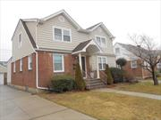 All updated home with complete use of yard, garage & basement. Great location in the Herricks School District.