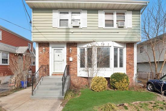 Charming three bedroom updated colonial in excellent condition with finished basement including egress. Located on a quiet street close to private beach/dock and town pool. Port Washington School District. Possible potential for mother/daughter or to convert to 2 family w proper permits