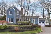 Beautiful updated 4-bedroom, 4-bath Colonial near Sea Cliff Village. Featuring manicured property, koi pond, bluestone patio, vaulting ceilings, wine cellar and more! Perfect for entertaining inside and out. Wonderful opportunity in Sea Cliff.