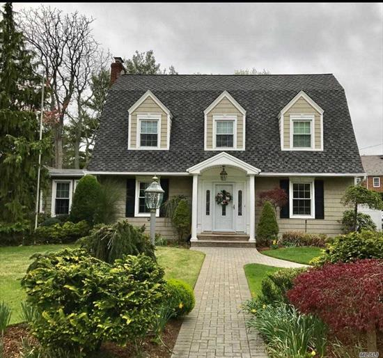 This Is A One Of A Kind, Pristine, Charming Home. A Must See. Too Much To List. Architecturally Designed. 5Bedrooms, 2.5Bath, Kitchen W/Dinette, FDR, Lr W/Frpl, Tea Room, Sunroom, Office, Full Finished Bsmt W/Den, Gym, Laundry Rm, Storage Rm, Utilities, IG Heated Pool W/Cabana/Full Bath, Garage W/Laundry, 4 Car DW, Fido Fence. Home Can Be Purchased Completely Furnished. Pictures & Tour To Follow