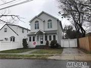 Super Sized Colonial With Instant Equity, Updated Siding, Windows, Arch Roof, 1800 Plus Sqft Colonial, Needs Interior Renovation, 203K/Rehab Loans Preferred Or Cash Deals Only. Customize Your Own Kitchen, Bathrooms, And Interior Finish. Full Basement With Ose,  Garage and Gas Conversion already Filed. Plans Filed, Permit Ready for Pick Up at Town of Hempstead. Amazing Value-Instant Equity!