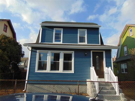 Beautifully renovated colonial with full finished basement and loft! Room for mom and all new appliances. 2 car detached garage. Lindenhurst schools. Close to Shopping, Transportation and Major roadways