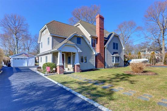 Custom Built Post Modern Home, 2900 Sq Ft +Finished Bsmt, IG Pool, 24x24 Pool House, 1.5 Car Detached Garage, Fenced 100x275 Manicured Lot,  All the Bells and Whistles you can Imagine and Low Taxes Survey and Amenities List Attached to Listing