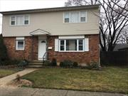 Beautiful 3 Bedroom, 2 Bath Rental on First Floor Features Large Living Room, New Eat In Kitchen, Finished Lower Level, Large Fenced Yard With Patio. Heat Is Included. Near Rail Road and Town