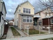 Spacious 3br/2ba, nestled in much sought after neighborhood. Less than 4 miles from JFK Airport, 10 miles from LaGuardia Airport. Multi car pvt driveway, detach garage, spacious yard and rear patio move in ready condition