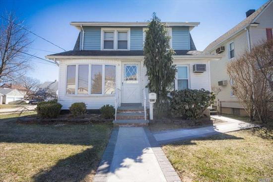 Second Floor Apartment.In A Two Family House. ! Bedroom 9x14, Living Room 11x14, Eat In Kitchen With Updated Cabinets. Walk Up Finished Attic For Storage. 1 Car Parking