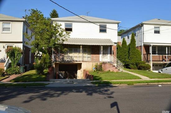 Great Located Near Shopping Center, Bayterrace Mall, Clearview Golf Course And Cross Island Parkway. can be convert to two families .