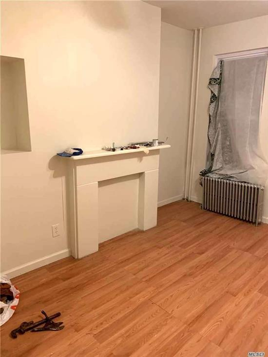 All Renovated Apartment For Rent In Ozone Park Features Living Room/Dining Room Combo, Eat In Kitchen W/ SS Appliances, 4 Bedrooms W/ Closet Space & 1 Full New Bathroom. Hardwood Flooring Throughout. Heat, Water & Gas Included. Lots of Natural Sunlight & Ample Street Parking. Close To Restaurants, Shops & Transportation.