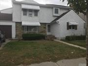 Extra large 1 family being used as a mother/daughter. Full finished basement, 1/4 bath with permits, 1 car garage, 60x100 lot, being sold as is.