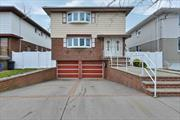 Beautifully renovated legal two family home in the Lindenwood section of Howard Beach. Fully detached, private driveway, two-car garage, master bedrooms with en-suite bathrooms and hardwood floors throughout. The fully-finished basement has high ceilings, dinette area, laundry area, full bathroom and family room. Just move in and enjoy!