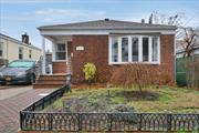 Just arrived- Detached, ranch style home that has been very well maintained. Located on a fabulous block in prime Fresh Meadows neighborhood- convenient to shopping, transportation, houses of worship. School District 26, PS 173, JHS 216, Francis Lewis H.S.