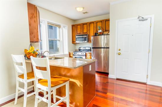 You Have To Love When Quality And Convenience Converge In Hudson County! This Beautiful Top Floor Unit Has It All Including Spacious Kitchen With Stainless Steel Appliances And Granite Counters, Washer And Dryer In Unit, Gleaming Hardwood Floors And Ample Storage. Piercing Sunlight Astounds From Large Picturesque Windows Throughout. Two Bedrooms And Two Full Baths Allow For Easy Living And The Large Tandem Parking Space In The Attached Covered Garages Further Add To This Perfect Real Estate Option. With Gated Access And Beautifully Maintained Community This Lovely Apartment Is The Epitome Of Value Just Steps From Nyc Bus Stops, Shopping, Restaurants And More. Don'T Miss This Incredible Option In Union City!