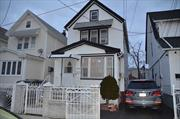 Gorgeous Detached 1 Family. Property in Mint condition. Located in the Heart of Richmond Hill. Featuring hardwood floors, Private driveway, 2 car garage, Full finished basement, New roof, Updated kitchen- Too much to mention. Extremely close to Liberty Ave. Also close to Shopping, Places of Worship & Transportation.