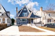 Totally Renovated 3Br 2.5 Bath Colonial Featuring Hardwood Floors Throughout Finish Attic and Full Legal Finished Basement. House Completed with 4K Camera System and Smart Home Technology. Private Extended Driveway. Too Much to List. Must see!
