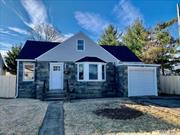 Renovated home in West Babylon. All redone. New Kitchen, New Appliances, Much More. Call to see today