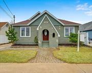 Fully renovated, with new custom kitchen, quartz counter and stainless steel appliances, 2 new bathrooms, siding, new hardwood floors on 1st floor, new carpet 2nd floor, new heating, freshly painted. Move right in! Don't miss out on this opportunity!