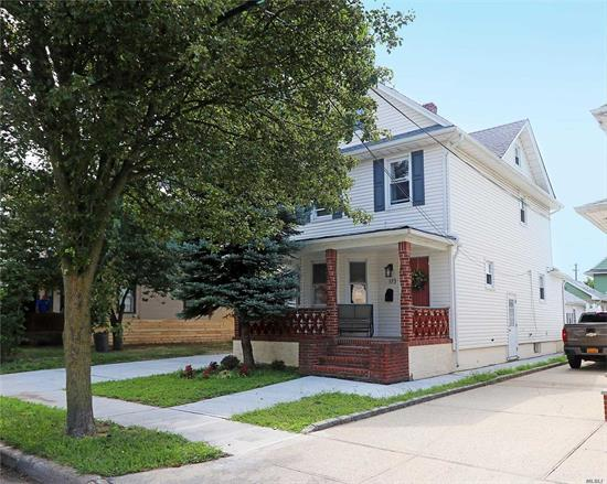 This Full House Rental Features: 3 Bedrooms, 1.5 Baths, Kitchen w/Adjoining Dining Area, Full Finished Basement, Gas Heating, Private Back Yard Usage. Close to Winthrop and Transportation.