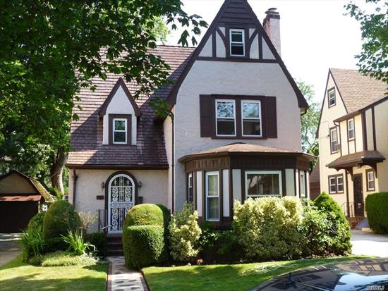 Rare Van Court bright detached home. Renovated kitchen with some more updates. Just off 71st ave short walk to continental ave subway, LIRR and shops. Lovely yard and 1 car garage. Tenant in occupancy until August late August. Can also be sold with tenant in place
