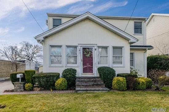 Meticulously well kept legal 2 family house with large backyard in great location, near restaurants, shopping, houses of worship. Great mother/daughter, rental property or converted to 1 family with proper permits.
