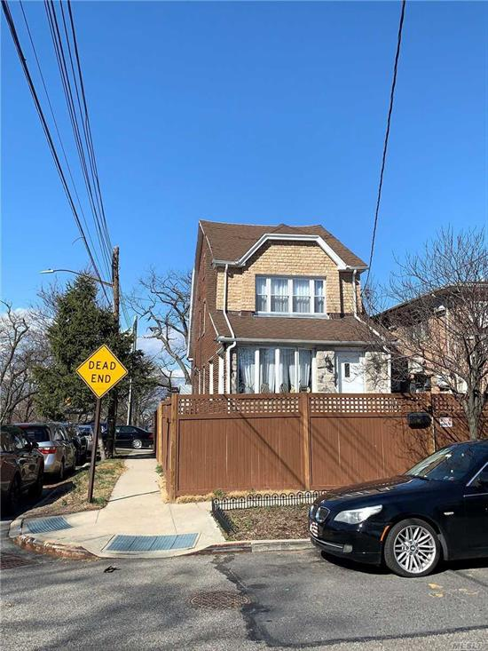 Fully renovated, open concept, granite counter top, black stainless steel appliances, finished basement with full bath and 2 room, fenced in yard, 3rd floor master suite with half bath, balcony with water view, close to transportation and parks