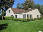Strathmore Village Spacious Expanded Contremperary With Open Floor Plan On Beautiful 15, 463 Sq Ft Property With Soaring Ceilings And Skulights In Excellent Condition Located In An Area Of Multi-Million Dollar Homes In Manhasset Sd #6    Property