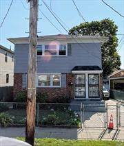 Beautiful two family in Ozone Park. Close to transportation and shopping. 40 by 100 lot. First floor layout is living room, dining room, kitchen, Bath and two bedrooms.Second floor layout is living room, dining room, kitchen, Bath and two bedrooms. Separate entrances.