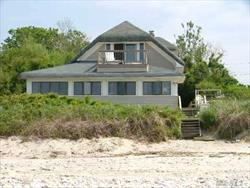 Magnificent Waterfront Home On Wading River Beach. Abundance Of Old World Charm And Breathtaking Sunsets. Walk Onto The Sand From Your Multi-Tier Deck. Enjoy Swimming, Fishing & Strolling On Your Own Private Beach. 5 Brs, 2 Baths, Stone Fireplace And Many Upgrades. Swrsd